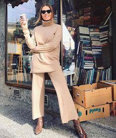 10 Scandinavian fashion brands you need to know Beige Outfit, Monochrome Outfit, Scandinavian Fashion, Street Style Women, Autumn Winter Fashion, Autumn Style, Winter Style, Minimalist Fashion, Winter Outfits