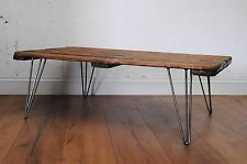 Set of 4 Hairpin Table Legs Vintage, Industrial, Mid-Century FROM £5.50 PER LEG!