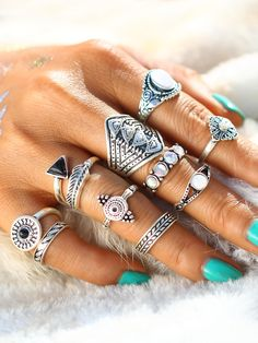 82536f1237 Rings Jewellery & Watches | Pinterest | Mid finger rings and Products