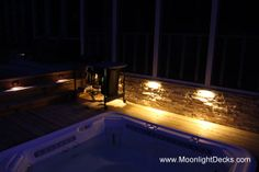 photo gallery deck lighting decking and photo galleries