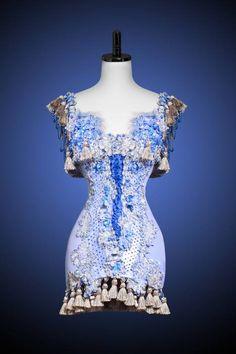 Fancy Follies Burlesque Dress