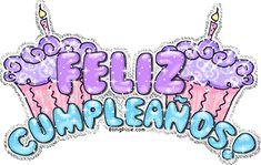 Feliz Cumpleanos Comments, Happy Birthday comments in Spanish Son Birthday Quotes, Sons Birthday, Happy Birthday Images, Happy Birthday Cards, Feliz Compleanos, Spanish Birthday Wishes, Birthday Candles, Crafts For Kids, Birthdays