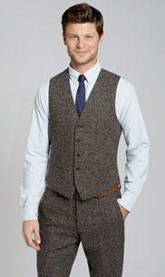 The Milford Suit Vest