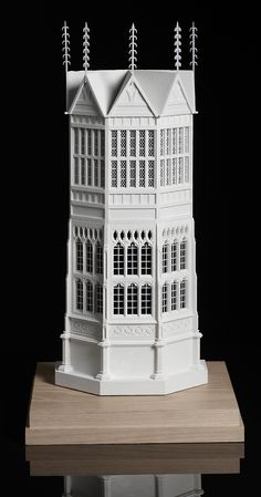 3d printed architectural model. Start making your own 3d prototype now.