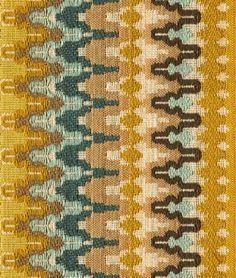 Kravet 32631.540 Fabric - $104.3   onlinefabricstore.net Peacock Fabric, Ikat Fabric, Yellow Fabric, Fabric Decor, Drapery Fabric, Fabric Design, Pattern Design, Cotton Fabric, Premier Prints