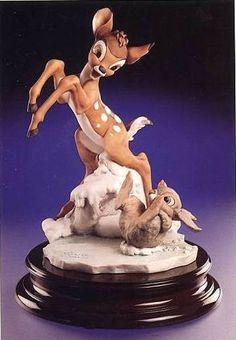 Armani Figurines Florence Collection | Giuseppe Armani Disney Bambi Thumper frm Bambi | eBay