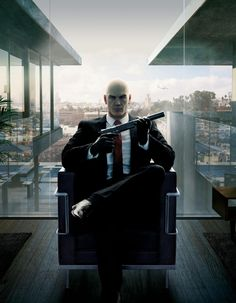 Agente 47 / HITMAN (PC, PS4, Xbox One) #Agente47 #HITMAN6 #Agent47 #HITMAN