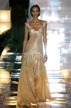 Elie Saab at Couture Fall 2004 - Runway Photos