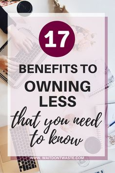 You've heard this before but it's true when they said that less is more. Find out the benefits of minimalism and why you should consider simple living today. #waitdontwaste #minimalist #minimalism #simpleliving | minimalist lifestyle tips | minimalism for beginners Minimalist Parenting, Minimalist Kids, Minimalist Quotes, Minimalist Home Decor, Minimalist Lifestyle, Free Mom, Healthy Mind, Decluttering, Sustainable Living