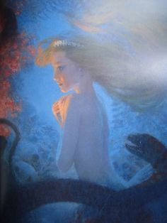 The Little Mermaid, H. C. Andersen. Translated by Naomi Lewis. Illustrated by Christian Birmingham