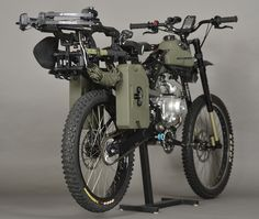 MOTOPED – SURVIVAL BIKE #motoped #survival #bike #moto #garage