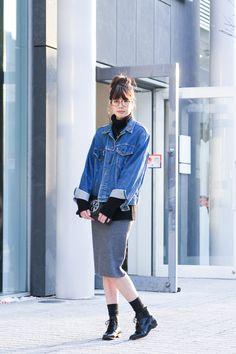 ストリートスナップ原宿 - NOZOMIさん   Fashionsnap.com