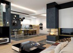 Projekt domu Karat 2 162,51 m² - koszt budowy - EXTRADOM Modern Family House, Modern House Design, 2 Storey House Design, South Beach Hotels, Mediterranean Homes, Architect House, Facade House, House Plans, Construction