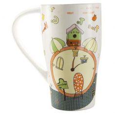 Mug Clock - Time for coffee