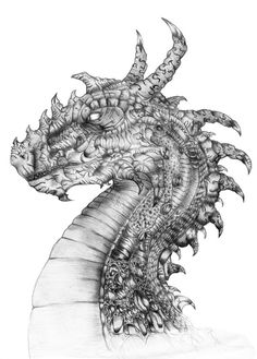 Dragon of my dreams by GiuBlood92.deviantart.com on @deviantART