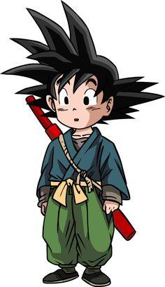 Goku 08 Color by Accelerator16