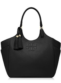pretty black Tory Burch bag