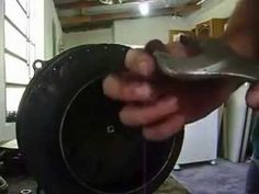 Adaptação do prato do dínamo do fusca no alternador