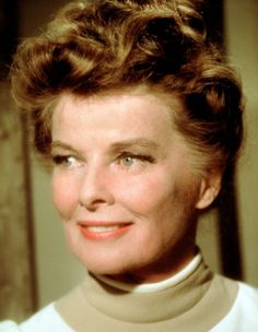 Katharine Hepburn. Life time beauty. My all time favorite actress. She was classic.