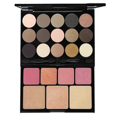 NYX Butt Naked Turn The Other Cheek Palette for Fall 2013