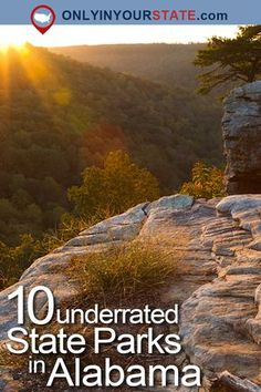 10 Under-Appreciated State Parks In Alabama You're Sure To Love - Anne KÖNIG - 10 Under-Appreciated State Parks In Alabama You're Sure To Love Travel Us Travel Destinations, Places To Travel, New Orleans, New York, Beautiful Places To Visit, Cool Places To Visit, Alabama Vacation, Tennessee Vacation, Las Vegas