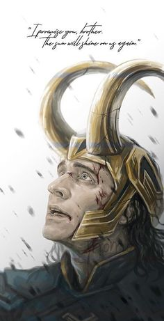 Life gave me Thor and I'm throwing him back and demanding Loki. Anti-Thor Ragnarok and Chris Odinson. Loki is the rightful king Loki Art, Marvel Cinematic