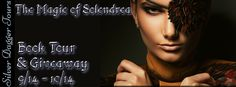 This morning, I have an epic fantasy series in our book spotlight!  Check out The Magic of Solendrea series, learn about the author & ent...