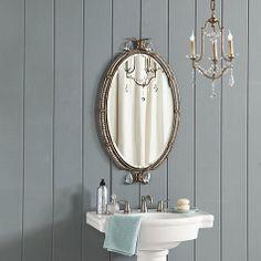 Marseille Bath Mirror