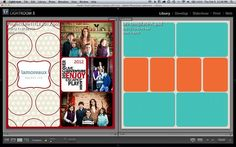 Project Life Digital Behind The Scenes by Digiscrap101 - Kayla Lamoreaux