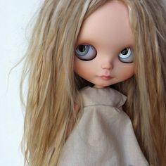 OOAK custom Blythe doll by Sharon Avital  by SharonAvitalDolls