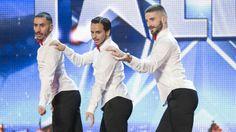 Men in heels: Yanis Marshall, Arnaud and Mehdi (video)