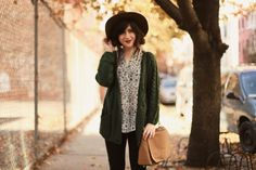 Flashes of Style: Forest Green