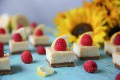 Looking for a nice refreshing summer dessert? Try these Paleo Raspberry Lemon Cheesecake squares! http://paleomg.com/lemon-raspberry-cheesecake-bars/  #Health #Food #Dessert #Baking #Paleo