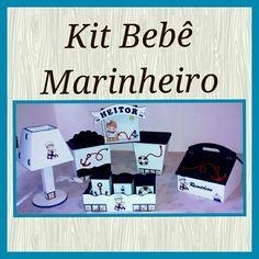 Kit Bebê Marinheiro!!!