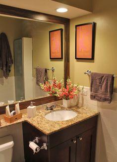 Narrow Counter Over Toilet Tank Bathroom Pinterest