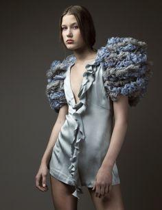 Fashion stylist Emanuele Colombo - Photographer Erminando Aliaj