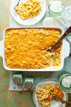 Save the recipe! Creamy Macaroni And Cheese, Macaroni N Cheese Recipe, Best Dishes, Recipe Of The Day, The Dish, Cheddar Cheese, Casserole Dishes, Vegetarian, Pasta