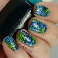 Shelby Lou Nails: The Lacquer Ring: Under The Sea