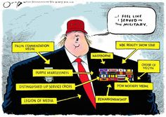 Check out today's editorial cartoon by Jack Ohman and other 'toons…