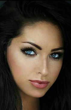 Top 10 Countries With The World's Most Beautiful Women (Pictures included) Most Beautiful Faces, Beautiful Eyes, Simply Beautiful, Gorgeous Women, Pretty Eyes, Cool Eyes, Girl Face, Woman Face, Pure Beauty