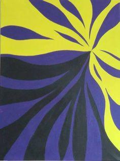 Die Höhen und Tiefen des Lebens... www.klexerei.de Palms, Inspirational, Painting, Art, Kunst, Art Background, Palmas, Painting Art, Palm Trees