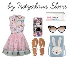 """""""Look's 2016"""" by beatifullife19 on Polyvore featuring мода, Supersweet, Aéropostale, Cutler and Gross, looks_summer, looks_spring и looks_rendezvous"""