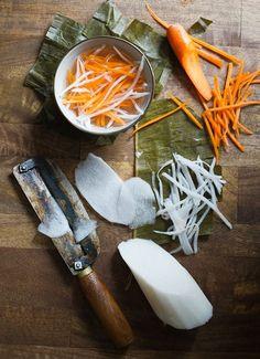 vietnamese carrot daikon pickles