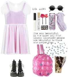 """""""Untitled #177"""" by rosegoldneon ❤ liked on Polyvore"""