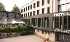 Tagungshotel & Bildungszentrum Hotel Heffterhof Salzburg - Seminare Salzburg, Das Hotel, Places Ive Been, Multi Story Building, Hotels, Sustainability, Places