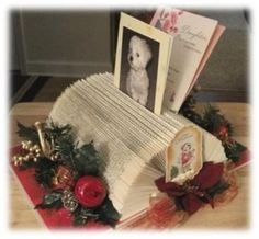Holiday Blizzard 2011: Greeting Card Holder | Stamper's Quest