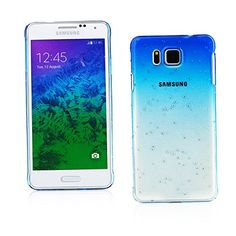 Kit Me Out UK Hard Clip-on Case for Samsung Galaxy Alpha G850F - Blue / Clear Transparent Raindrops Water Effect Kit Me Out http://www.amazon.co.uk/dp/B00O9Y6FZC/ref=cm_sw_r_pi_dp_kjSXub1K11Q07
