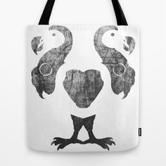 PANDODOS Tote Bag by Marco Lilliu - $22.00