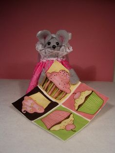 Cupcake Quilter by atticmouse on Etsy, $10.00