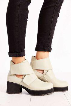 Shellys London Mieri Cutout Boot